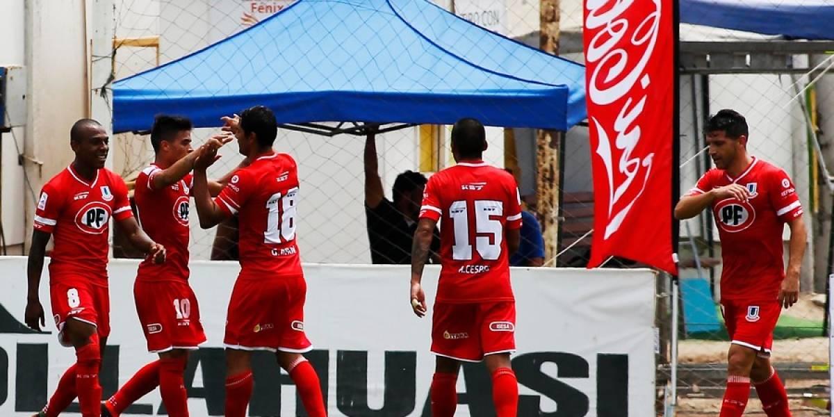 Minuto a minuto: La Calera y Curicó chocan en Quillota por el Campeonato Nacional