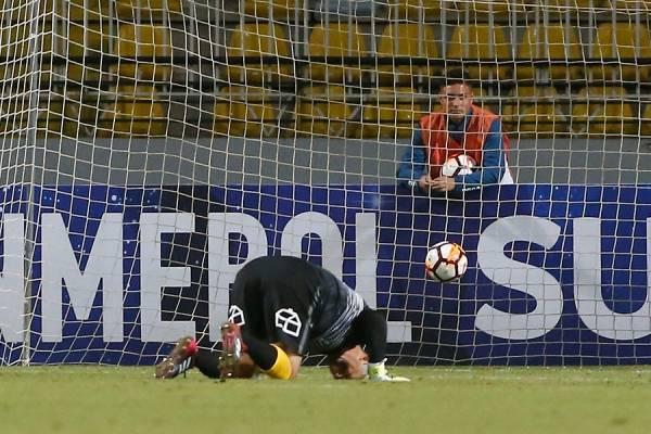 El Caracas FC avanza a segunda ronda de la Copa Sudamericana