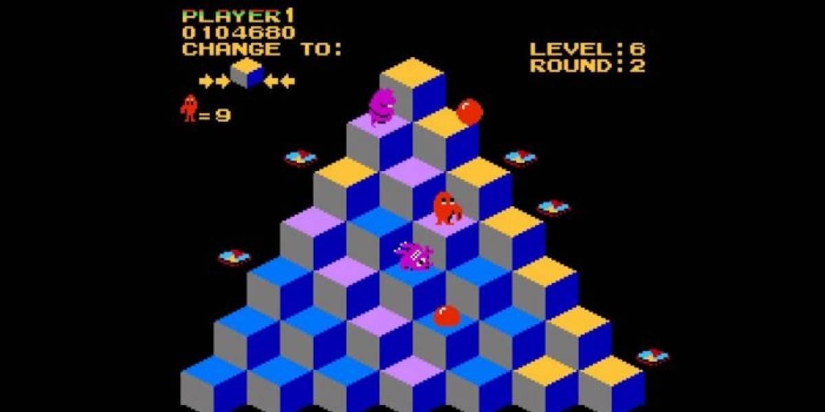 Una Inteligencia Artificial descubre bug inédito en el clásico Q*Bert de Atari