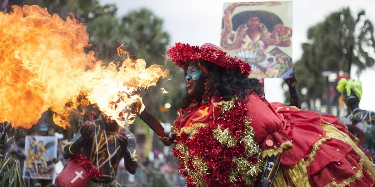 Nuestra riqueza cultural reinó en el Desfile Nacional de Carnaval