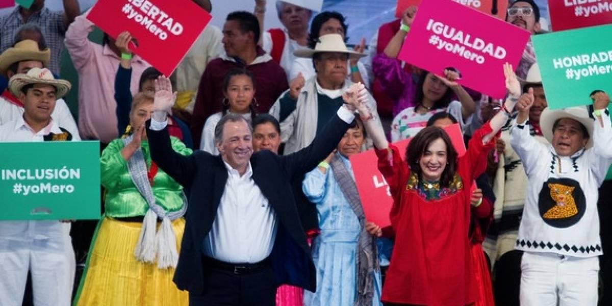 """El México """"chingón"""" que Meade convoca a construir"""