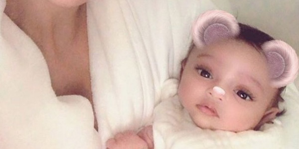 Kim Kardashian revela la identidad de la madre subrogada que dio a luz a Chicago West