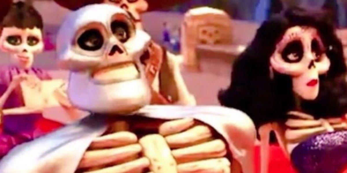 Hijo del Santo felicita de manera muy peculiar a Coco por ganar el Óscar