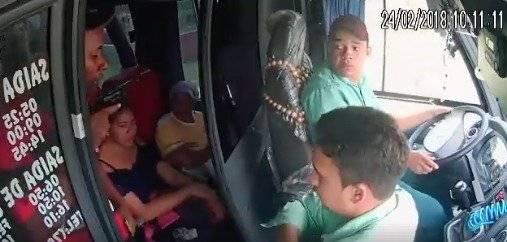 Facebook Brasil: Videos de asalto a bus se viralizan en redes