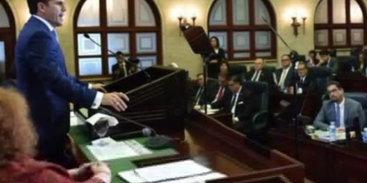 Gobernador informa que aumentos salariales implicarán fondos por $58 millones