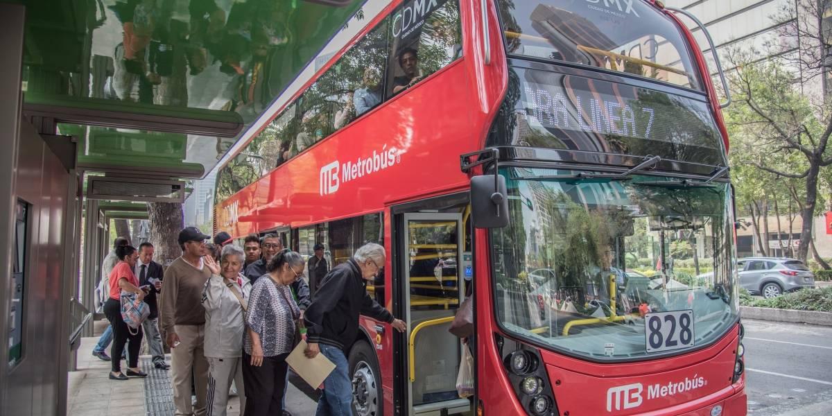 Metrobús de Reforma inicia operaciones en su totalidad