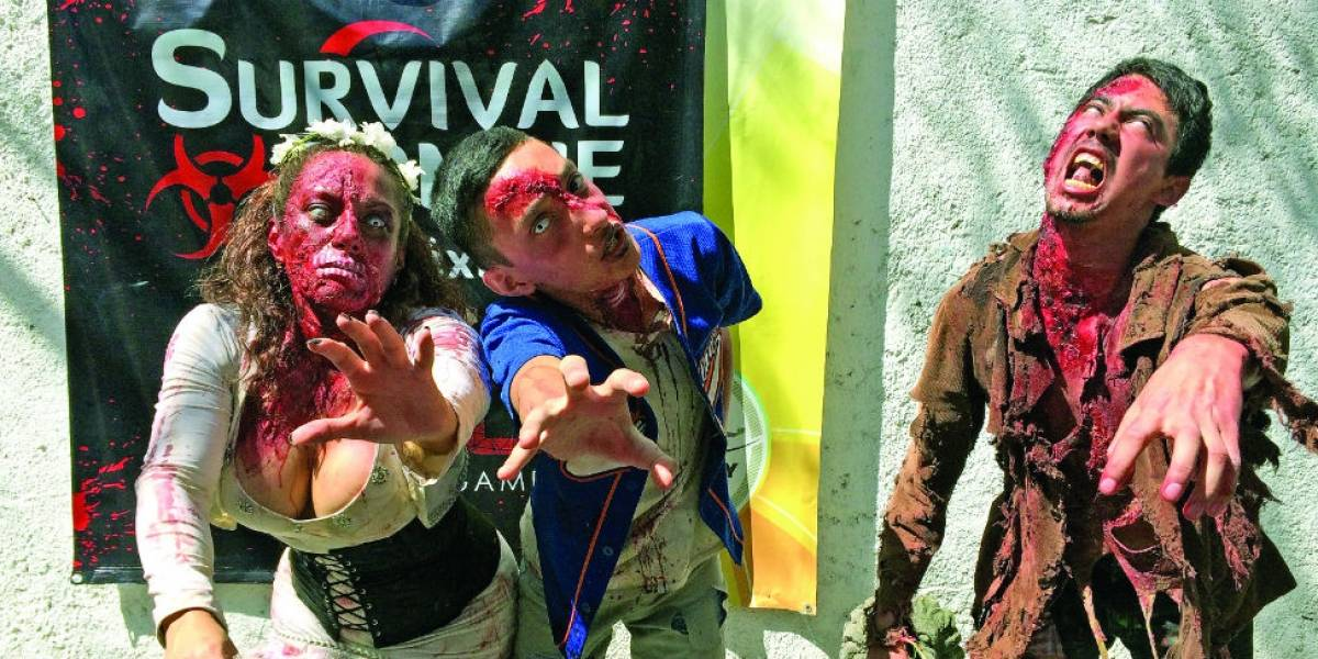 Vivirán regios apocalipsis zombie