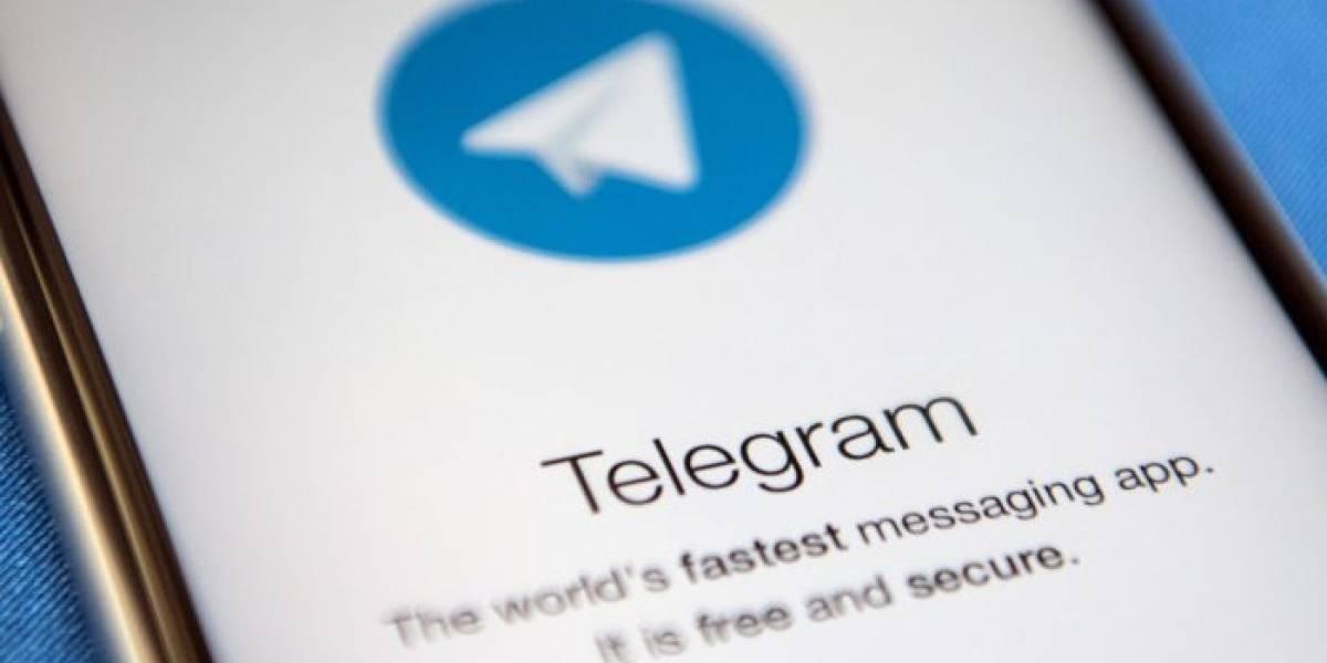 Bienvenidos todos: Telegram ganó 3 millones de usuarios ayer por culpa de Facebook