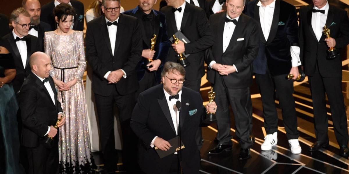 """The Shape of Water"" gana el Oscar 2018 a Mejor Película"