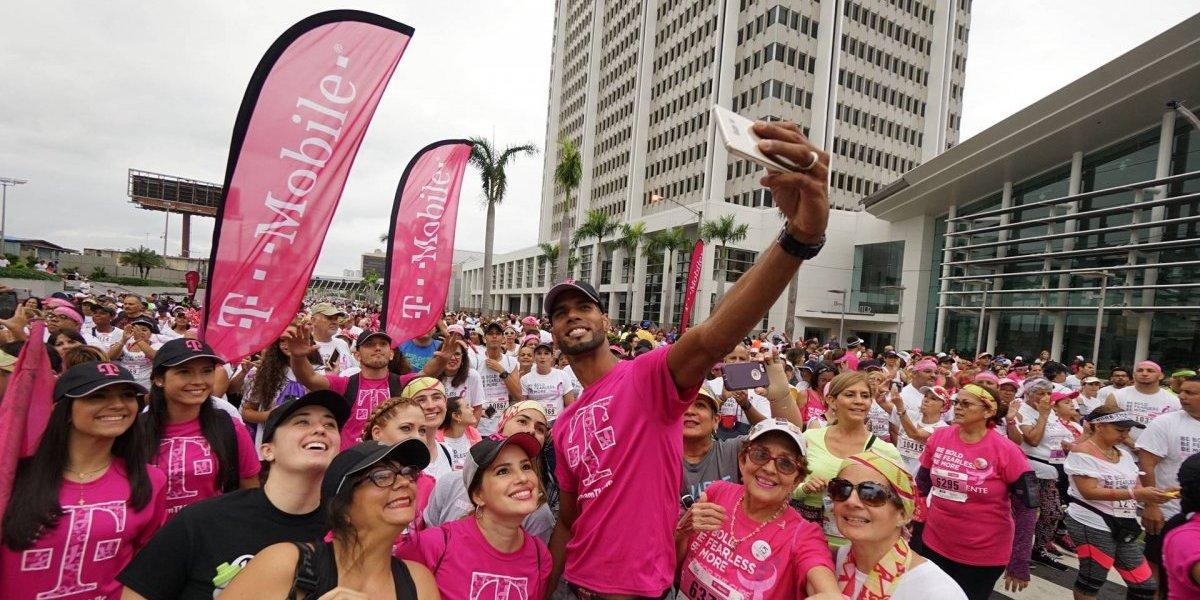 T-Mobile apoya por décimo año a Susan G. Komen en Race for the Cure