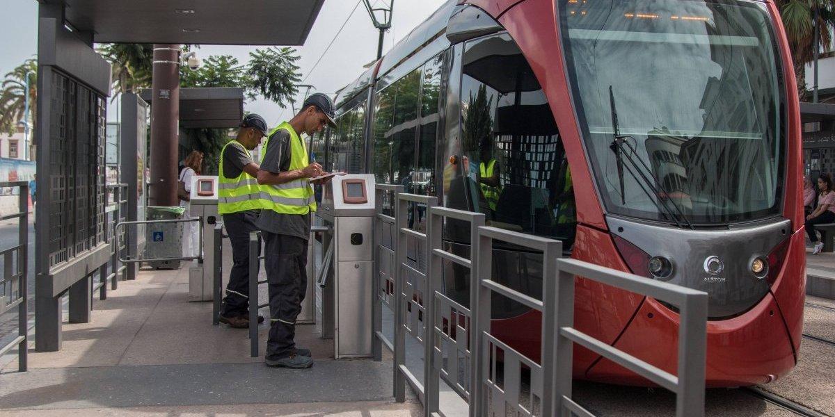 Intendencia de Santiago aterriza la idea de unir estación Pajaritos con el aeropuerto con un tranvía en sólo 18 minutos