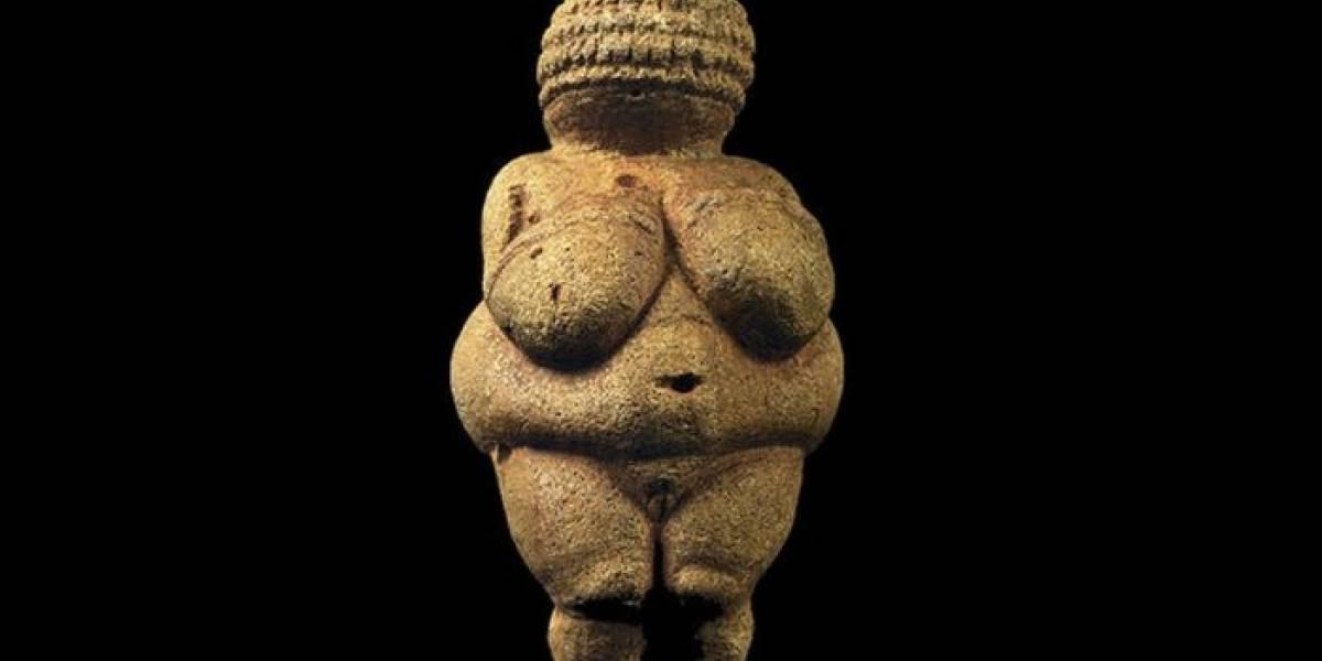 """Facebook censuró una escultura de 30.000 años de antigüedad por """"pornográfica"""""""