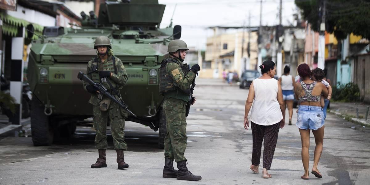 Sem militares, idoso morre vítima de bala perdida na Vila Kennedy, no Rio de Janeiro
