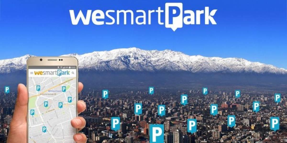 WeSmartPark: El Airbnb de los estacionamientos que llegó a Chile