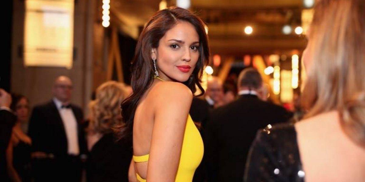 FOTOS. Eiza González enloquece a sus fans con su sexy disfraz de látex