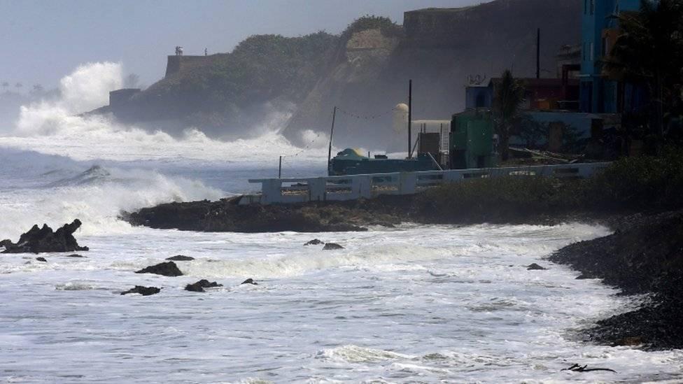 Armada advierte de fuerte oleaje durante el fin de semana EPA