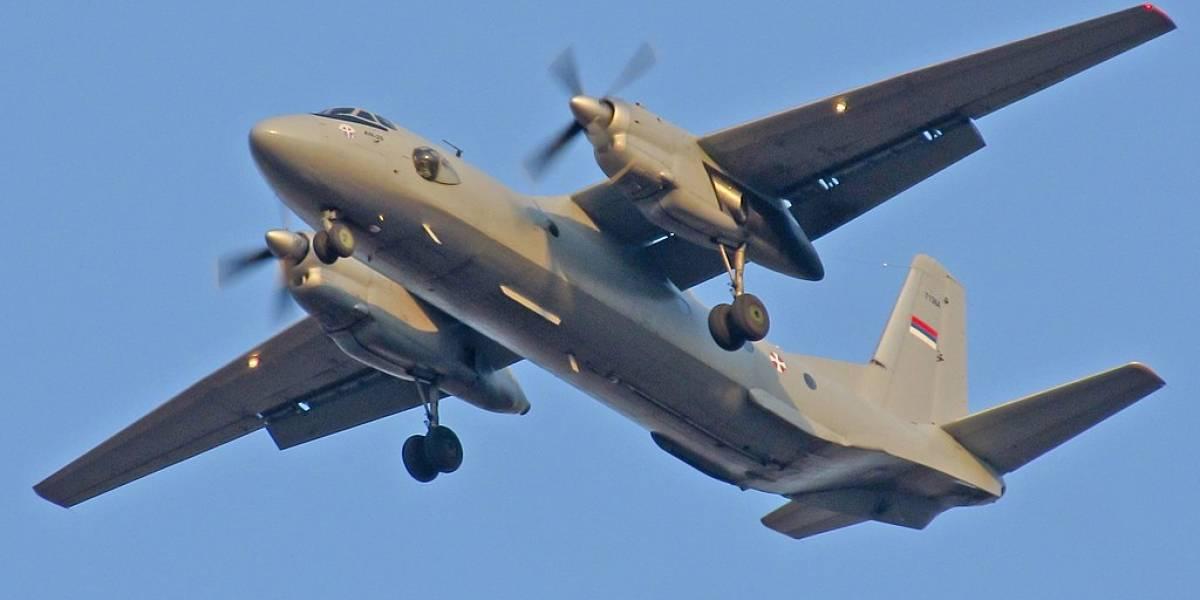 Se estrella avión militar ruso en Siria y mueren sus 32 ocupantes