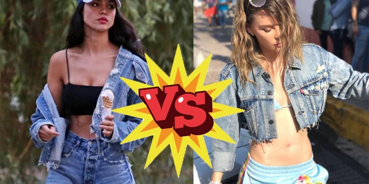 Eiza González VS Belinda, ¿quién luce mejor?