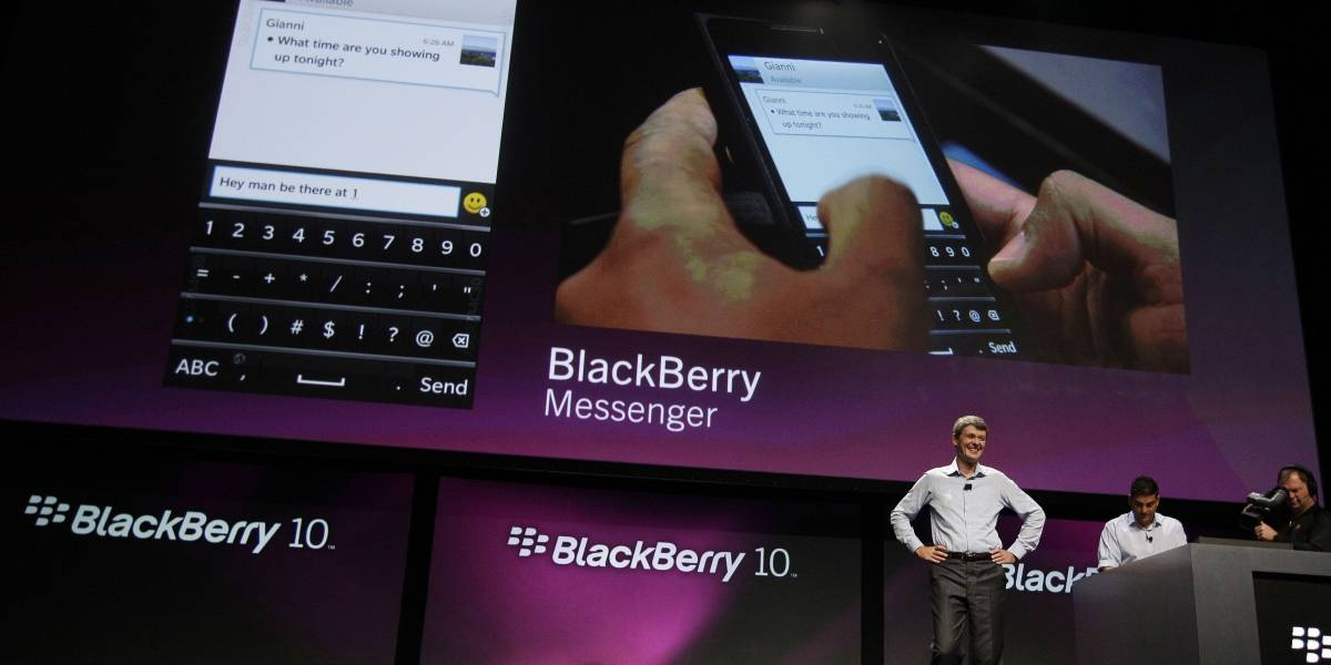 BlackBerry demanda a Facebook, WhatsApp e Instagram por violación de patentes