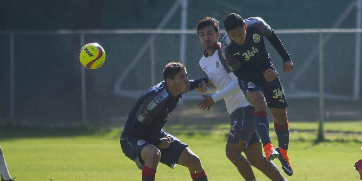 Chivas, a dar el primer golpe ante Seattle Sounders
