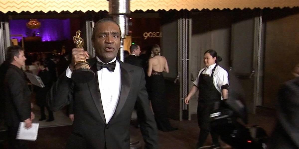 Homem acusado de roubar Oscar de Frances McDormand será solto