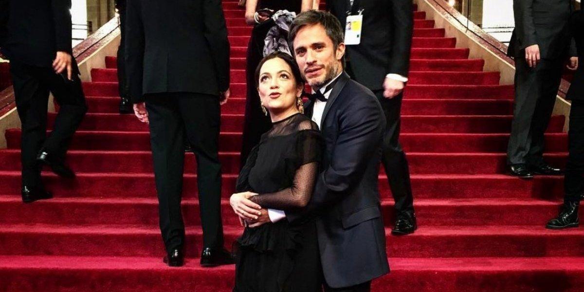 Gael García declara su amor a Natalia Lafourcade