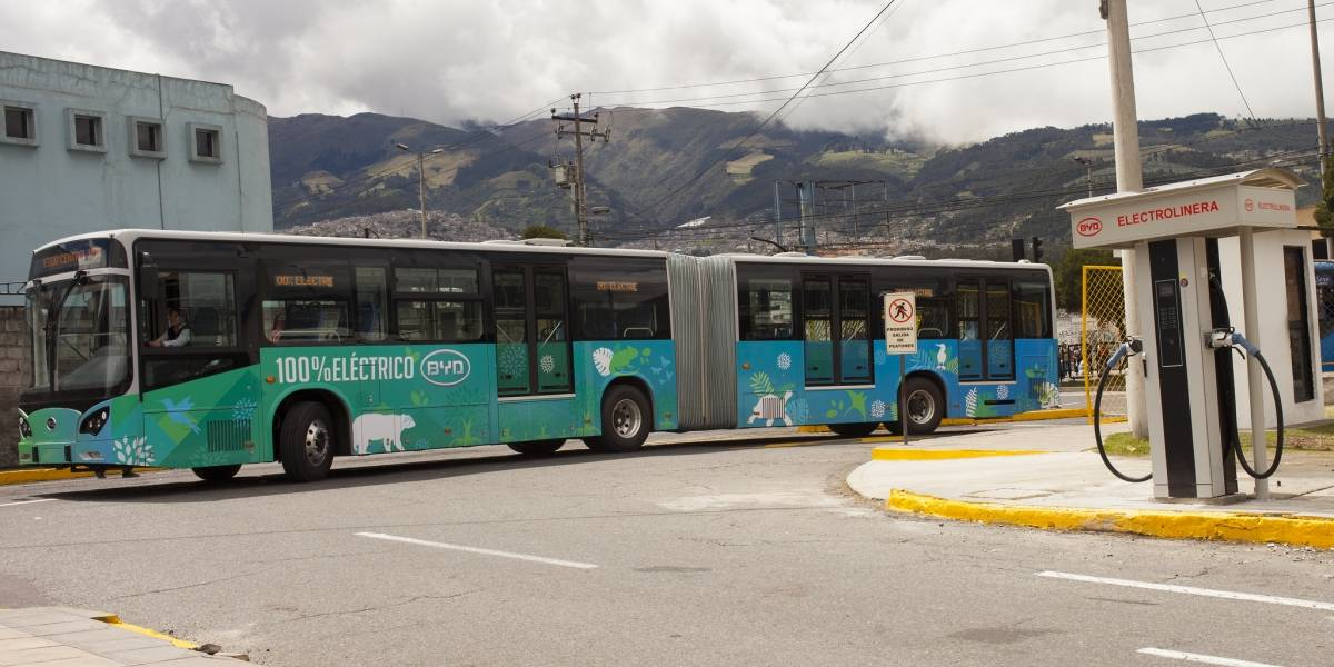 Corredor Central Norte quiere ser el primero en cambiar flota por buses eléctricos