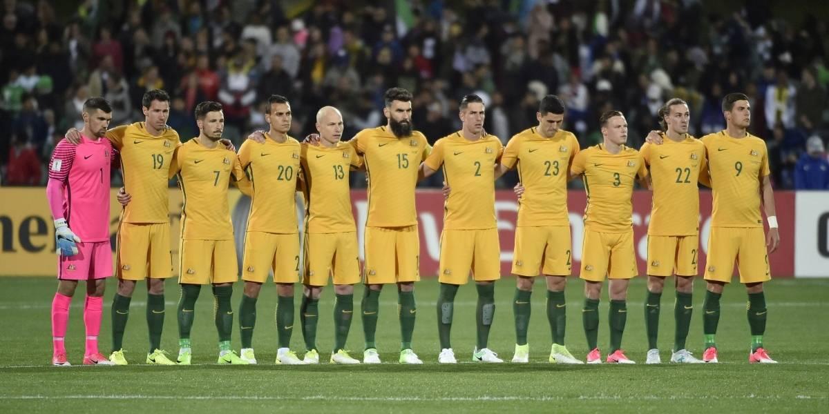 Australia definió los convocados para enfrentar a Colombia