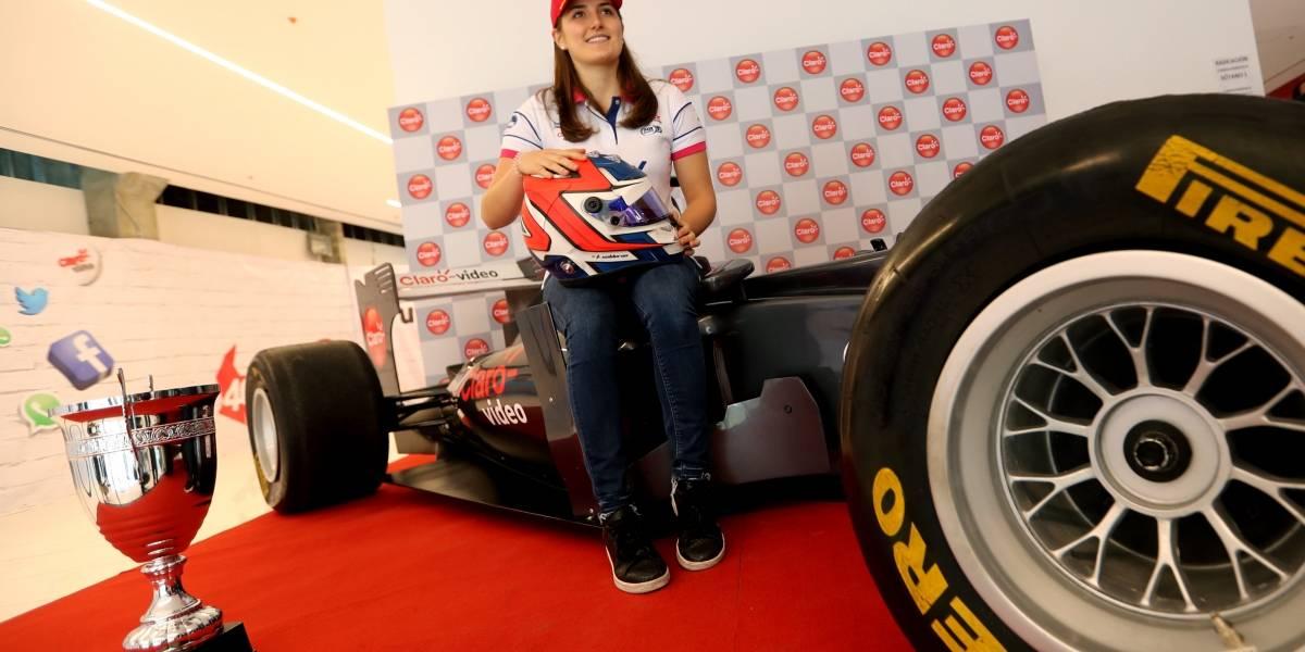 Tatiana Calderón será la nueva piloto de pruebas de Sauber