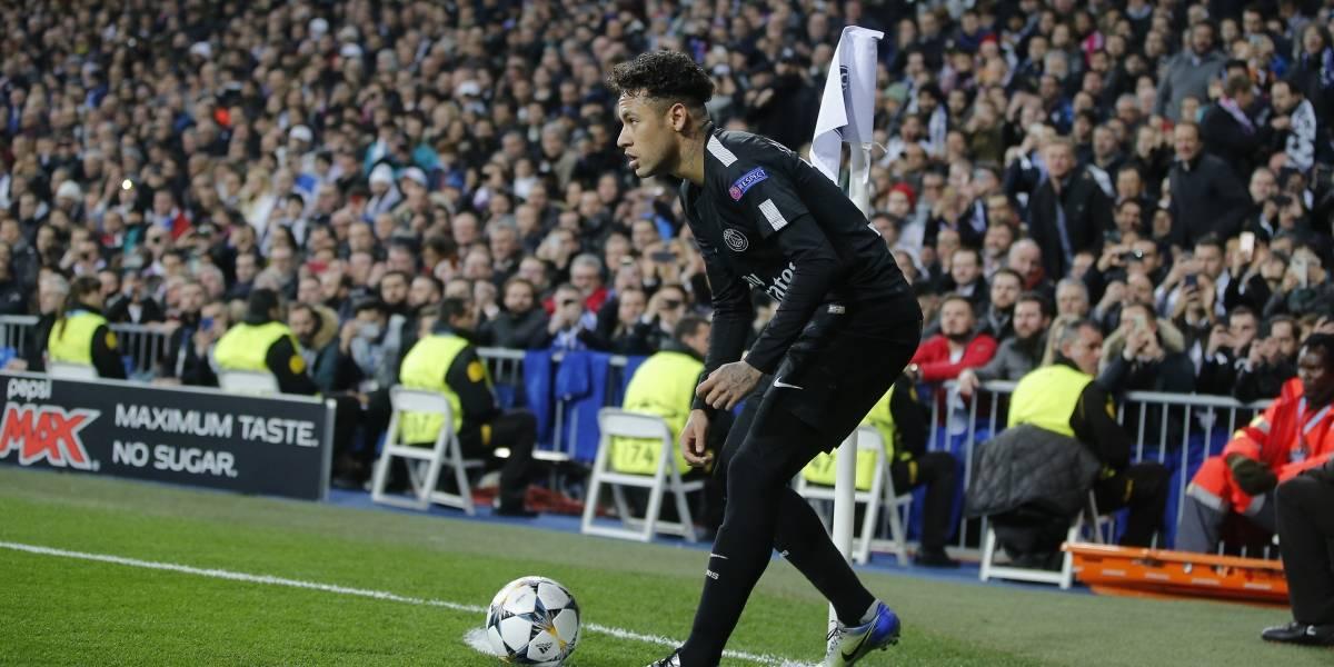 """La tristeza de Neymar por la eliminación del PSG: """"No pude ayudar a mis compañeros"""""""