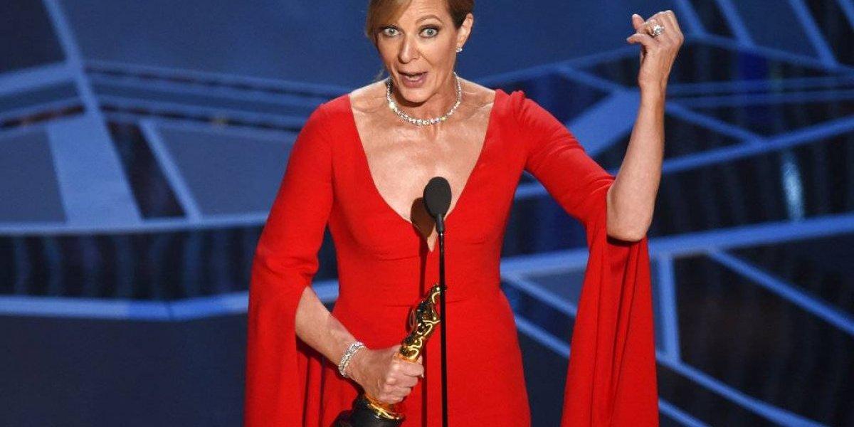 Allison Janney desea más papeles como LaVona Golden