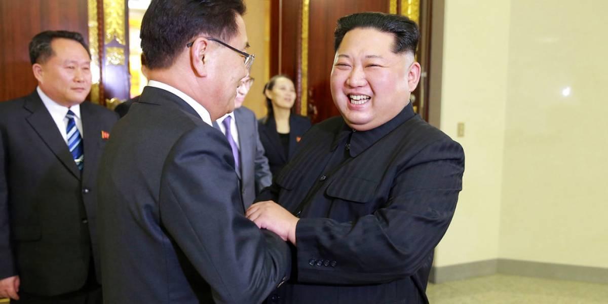 El increíble vuelco de Kim Jong-un con Corea del Sur: quería destruirlos y ahora los recibe con la mejor de sus sonrisas