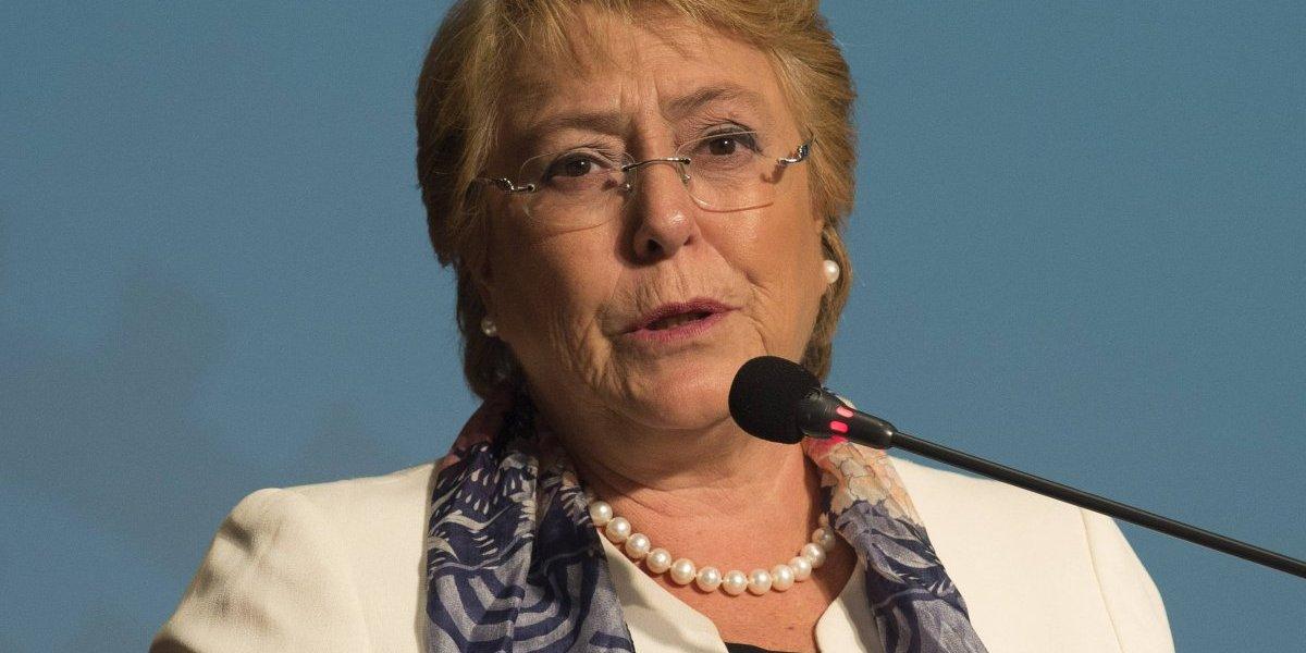 """Michelle Bachelet y cierre de Punta Peuco: """"Quedan cinco días de gobierno, ahí se verá"""""""