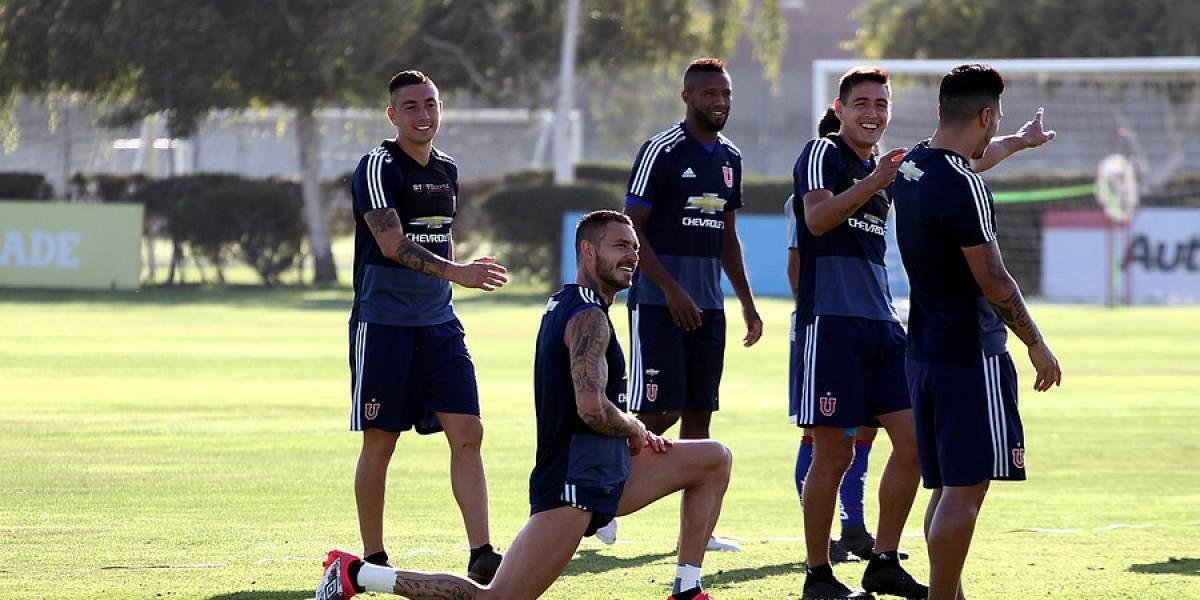 Pensando en Vasco: Hoyos probó a Rafael Vaz y a Cooper en amistoso con Melipilla