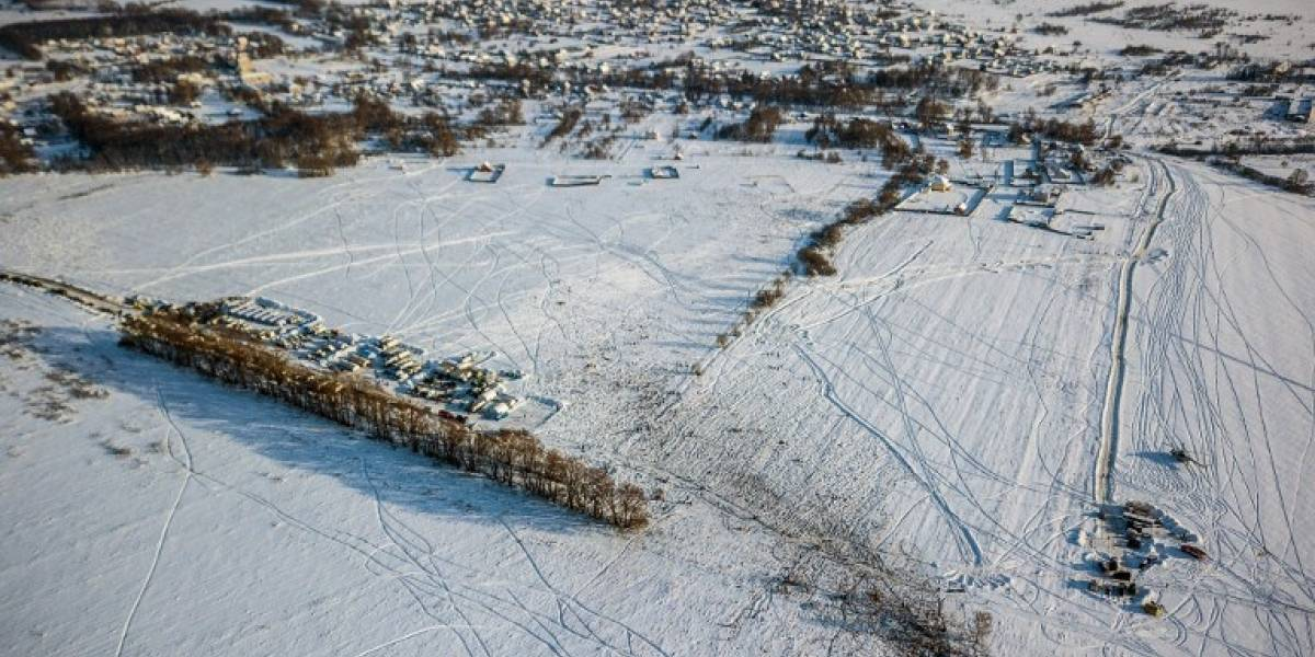 Nueva tragedia: Otro avión ruso se estrella y deja más de 30 muertos