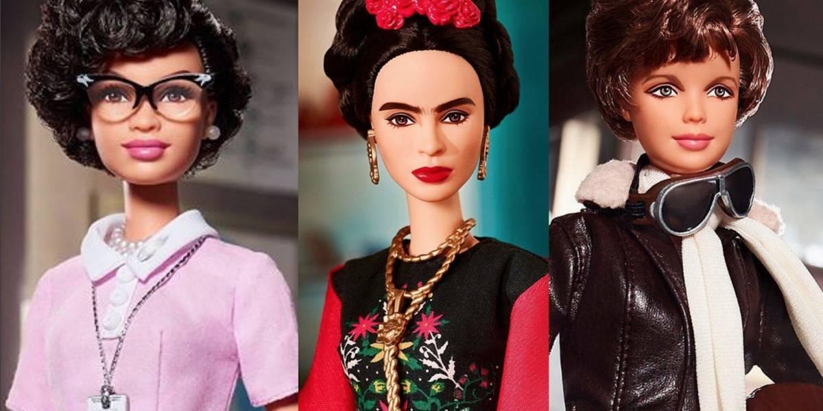 Barbie lanza muñeca inspirada en Frida Kahlo y más mujeres destacadas