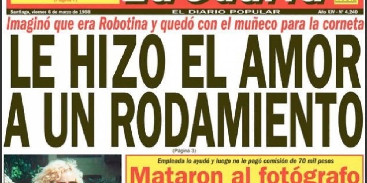 Una jornada para recordar: la portada más emblemática de los diarios ...