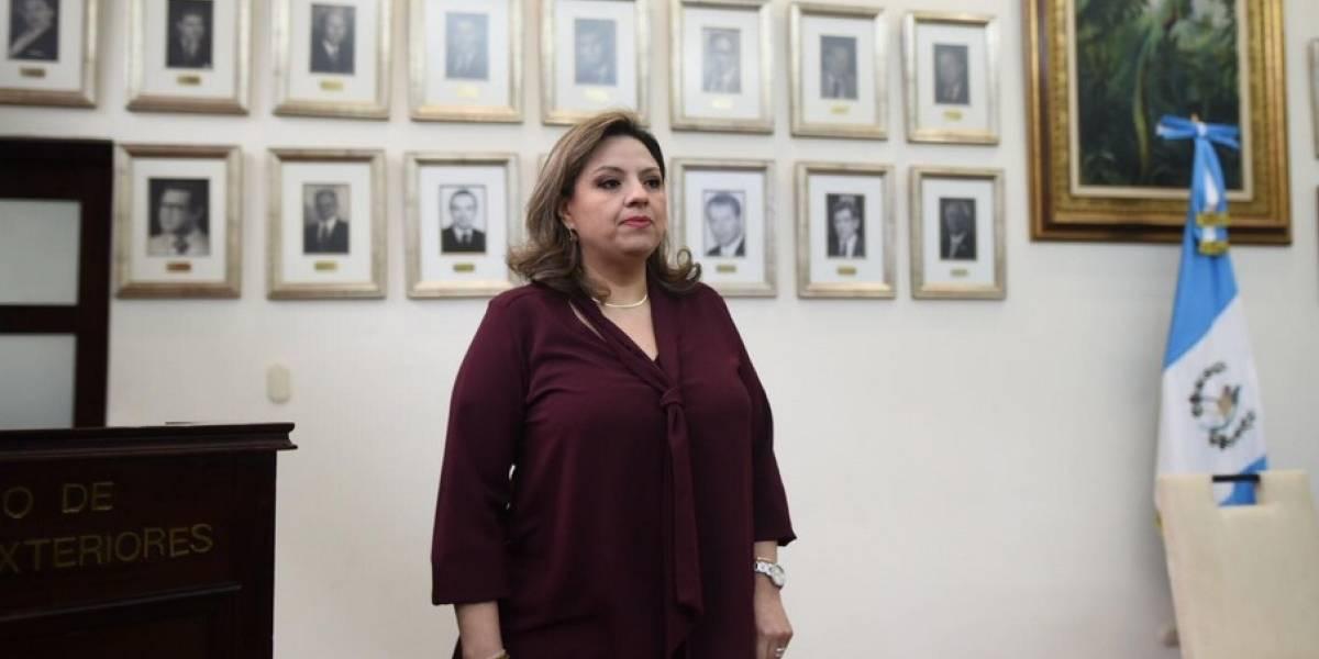 Ministra afirma que traslado de embajada a Jerusalén no es para complacer a EE. UU.