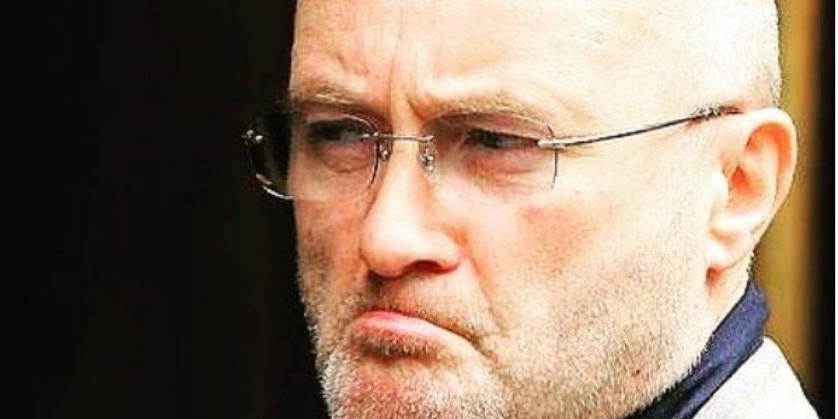 Phil Collins: 'A veces no me caigo bien'