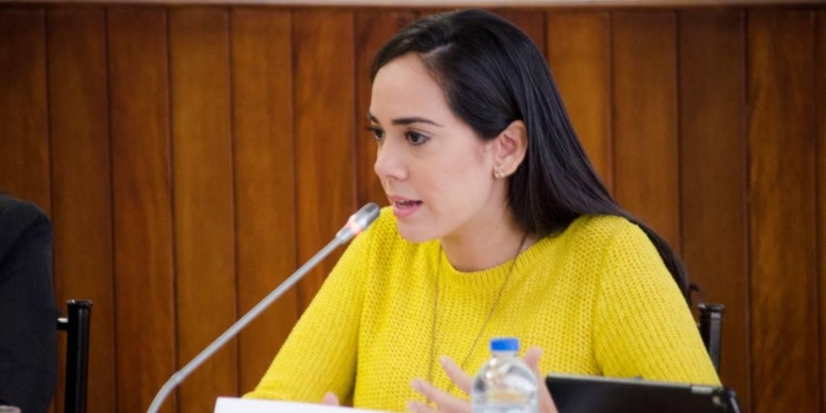 Viviana Bonilla niega supuesto 'pacto' Lasso - Correa