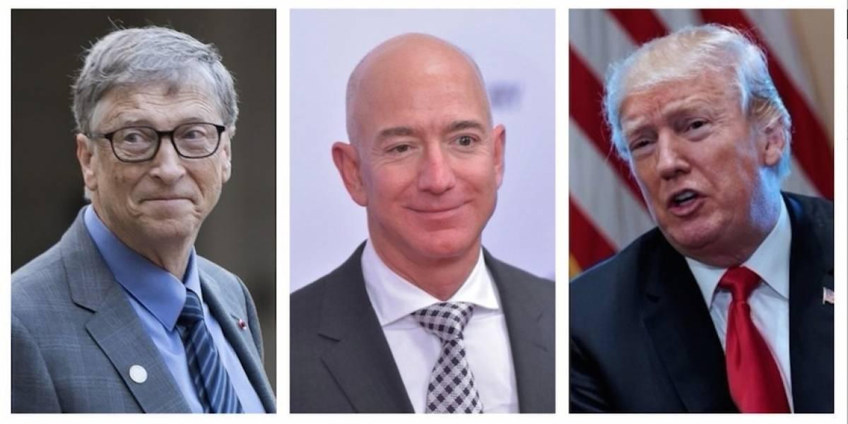Forbes revela la lista de los más adinerados del mundo en 2018
