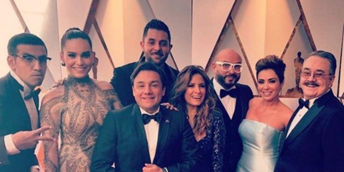 El terrible error de TV Azteca en la alfombra roja de los Oscar que provocó burlas
