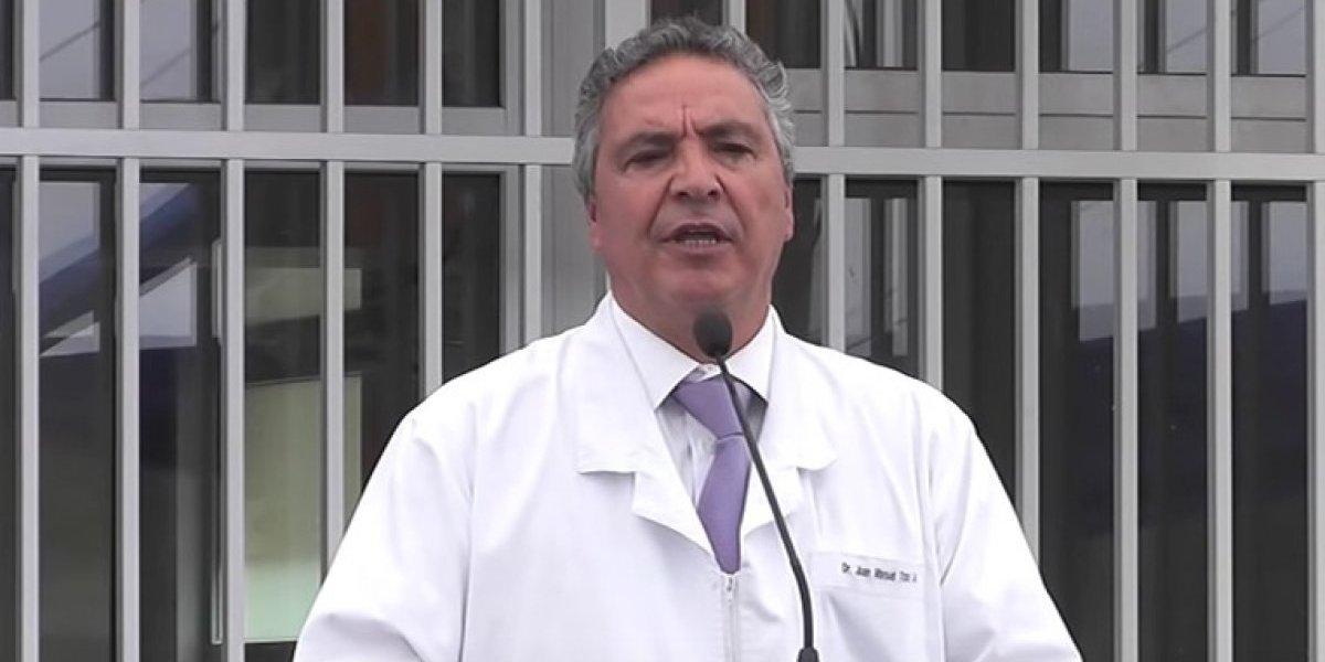 """Colegio Médico y renuncia de Toso a futura subsecretaría: """"La ética es un punto intransable"""""""