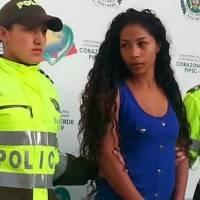 Andrea Esperanza 'La bruja'