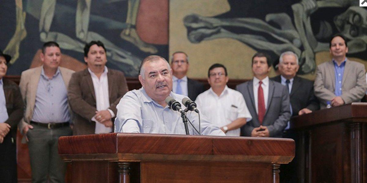 Autoridades del oriente Ecuatoriano piden que la Ley Amazónica se apruebe