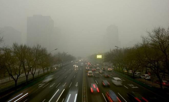 contaminación Ciudad de México