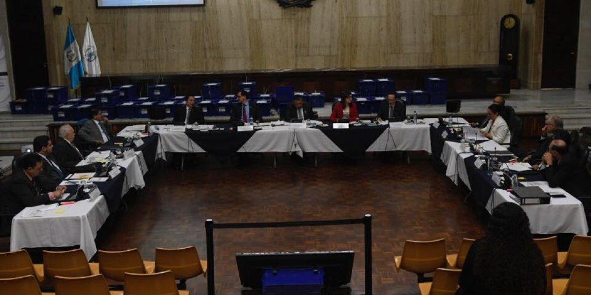 Publican listado de aspirantes a Fiscal General que continúan en el proceso de elección