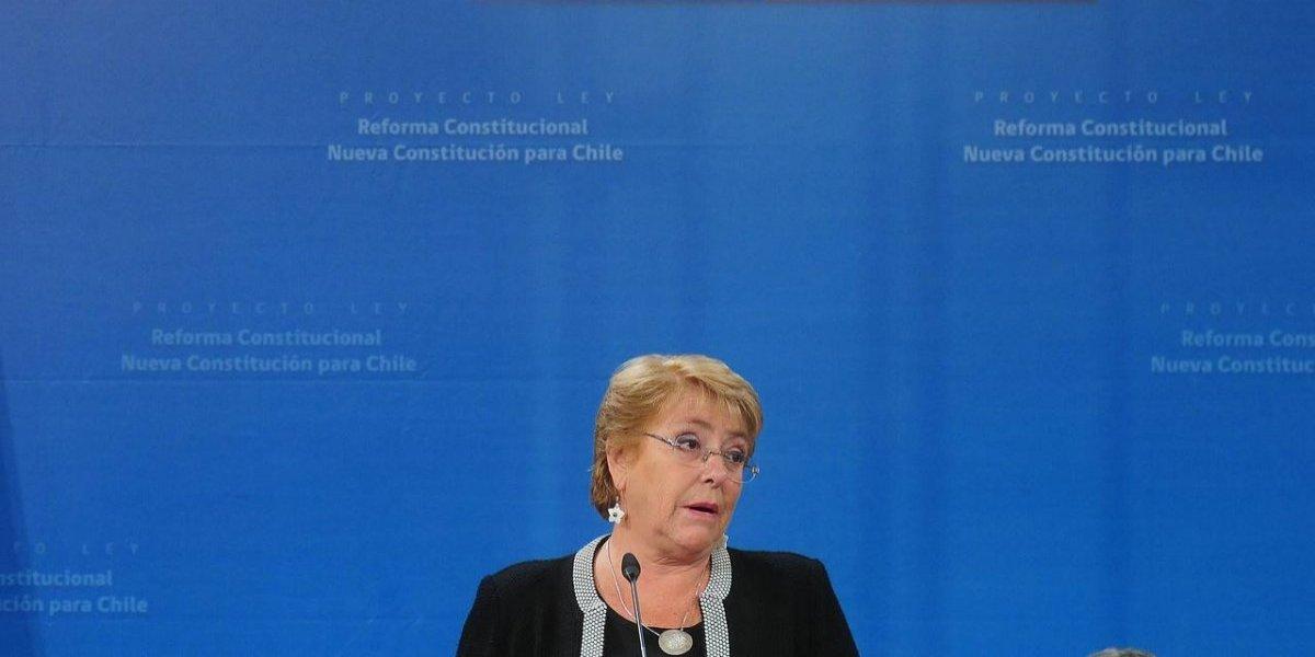 Los cuatro puntos claves del proyecto de la nueva Constitución de Bachelet