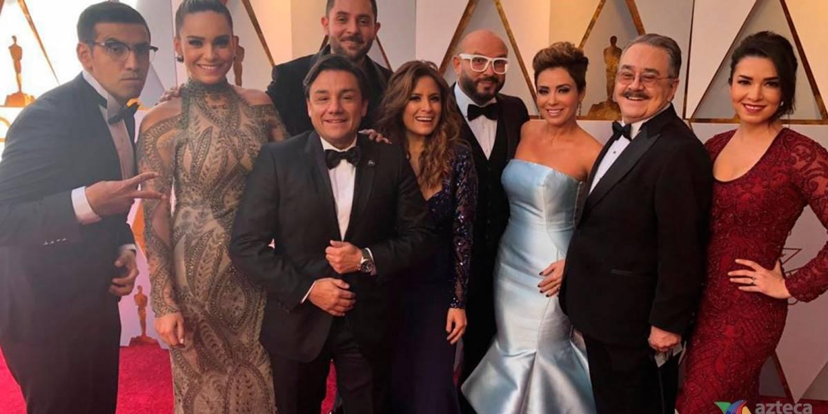 El terrible error de Tv Azteca durante el Óscar