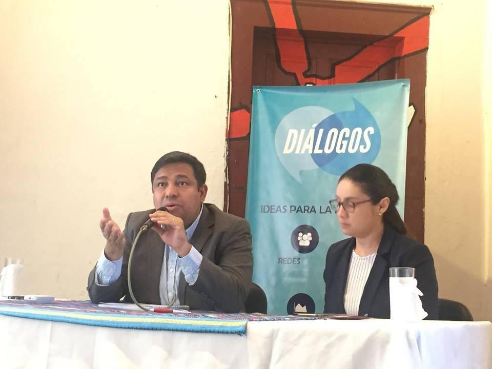 Diálogos presenta informe por muertes violentas en 2017